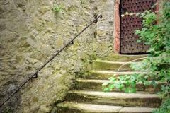 Treppanaufgang